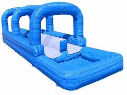 Double Lane Surf N Slide W Pool