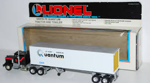 Buy Lionel 6-12836 JB Hunt Santa Fe Tractor Trailer 18 Wheeler ...