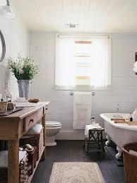 Repurposed Rustic Style Bathroom Vanity