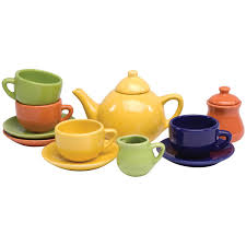 Play Kitchen Sets Walmart by Children U0027s Tea Set Walmart Com