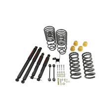 100 1953 Dodge Truck Parts Belltech 0913 Ram 1500 Std Cab Lowering Kit WND II Shocks 2in F4in R Drop