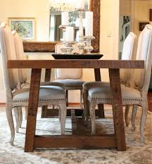 Custom Made The Pecky Dining Table Farmhouse Style Reclaimed New Orleans Homes