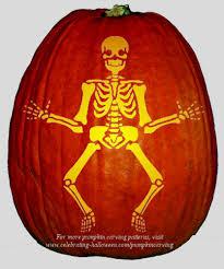 Jack Nightmare Before Christmas Pumpkin Carving Stencils by Skeleton Stencil U2013 Free Pumpkin Carving Stencil Pattern