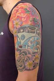 Car Tattoos For Men