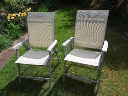 Two Very Solid Foldable Garden Chairs With Mesh Seat Base Chair ... Folding Garden Chair Black Torre Sol 72 Outdoor Darwen Wayfaircouk Cover Rentals Nh Wedding Sash Tables And Chairs 1888builders Plastic Foldable With Metal Legswhite Simple Tasures Stationary Cversation With Strap Whosale Americana Chairswhite Wood Drawing At Getdrawingscom Free For Personal Use Lakes Region Tent Event On Sale White Target Tc Office Morph Polypropylene 9 Splendid Fold Up Gallery Home Patio Design