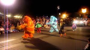 Anaheim Halloween Parade Time by Disneyland Halloween Parade 2011 Youtube