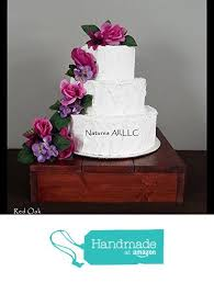Rustic Wedding Decor Cake Stand By NaturesAllLLC On Etsy