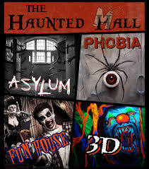 Haunted Hayride 2014 Michigan by The Haunted Hall U2013 The Quarantine Zone Falls This October