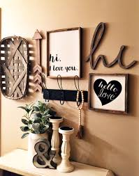 Hobby Lobby Wall Decor Letters by Farm Decor Gallery Wall In My Master Bedroom Found All These