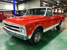 1968 Chevrolet C10 For Sale | ClassicCars.com | CC-1088641 1968 Chevy C10 Pickup Truck Hot Rod Network Chevrolet Malibu Classics For Sale On Autotrader Gmc East Haven New Vehicles Dave Mcdermott C60 Dump Truck Item I4697 Sold December 20 Silverado 2500hd Reviews Chevy 4x4 A Photo Flickriver Classiccarscom Cc10120 Panel 68 Pro Touring Cc1109295 Hemmings Find Of The Day K10 Daily
