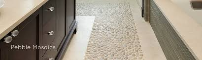 river rock shower floor to clean image bathroom 2017