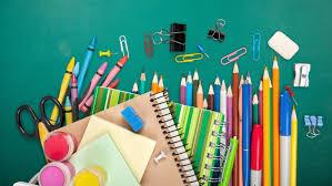 School Supply Lists Chapel Field Christian Schools
