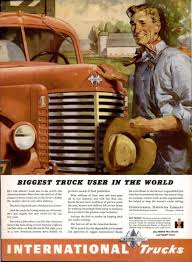 Old International Trucks | Old Car Ads Home | Old Car Brochures ...
