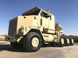 Oshkosh M1070 8x8 HET Military Heavy Haul Tractor Truck SOLD ... Okosh Cporation 1996 S2146 Ready Mix Truck Item Db8618 Sold Oct Still Working Plow Truck 1982 Youtube Family Of Medium Tactical Vehicles Wikipedia Trucking Trucks Pinterest And Classic Support Cporations Headquarters Project Greater 1917 The Dawn The Legacy Stinger Q4 Airport Fire Arff Products