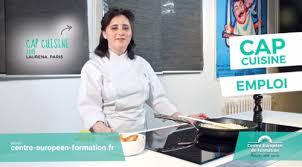 cap cuisine adulte formation cap cuisine adulte great affordable organiser sa