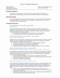 Resume Samples For Banking Industry New Bank Jobs Elegant Fresh Resumes A