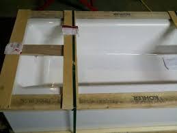 Kohler Villager Tub Specs by Kohler Villager K716 Vs Kohler Bellwether K838 Terry Love