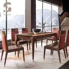 massives holz modernes esstisch set esszimmer schwarzer palisander tisch und stühle 6 stuhl esstisch set buy esstisch set holz esstisch set holz