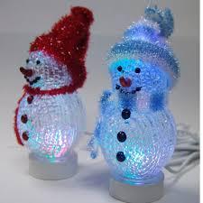 Usb Mini Fiber Optic Christmas Tree by Amazon Com Usb Power Desk Mini Led Glowing Lights For Christmas