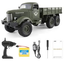 100 Remote Controlled Trucks Tronzo RC Truck 114 JJRC Control Toys Q60 Truck Poweful