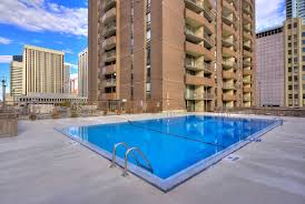 Condo for sale downtown 2 bed 2 bath at Brooks Tower