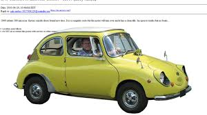 100 Craigslist Hickory Nc Cars And Trucks The Ten Strangest For Sale On