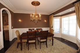 What Furniture To Put In Bay Window Formal Dining Room