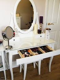 Bathroom Vanity With Built In Makeup Area by The Hemnes Dressing Table A Place To Take A Few Minutes For