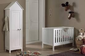 ensemble chambre bébé ensemble 2 pièces pour chambre bébé avec lit 60x120 et armoire 1