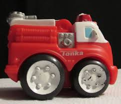 Tonka Chucks & Friends Wheel Pals Hasbro Soft Car LARGE 4