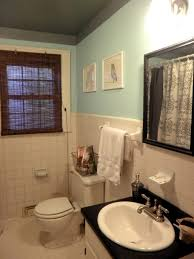 Teal Brown Bathroom Decor by Bathroom Design Brown Bathroom Ideas Waplag Half New With Images