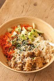 cuisiner le tempeh tempeh sauce satay clea cuisine