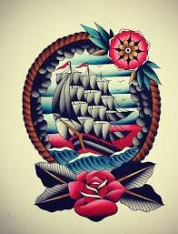Loose Lips Sink Ships Tattoo Meaning by 51 Best Sailing Ship Traditional Tattoo Images On Pinterest