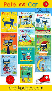 Pre K Halloween Books by 69 Best Pete The Cat Story Images On Pinterest Reading Bag And Book