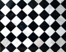 Checkerboard Vinyl Flooring For Trailers by Black And White Checkered Vinyl Bathroom Flooringblack Garage
