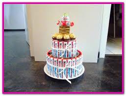 beste kinderschokolade torte basteln ideen