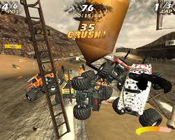 Monster Jam Screenshots For Windows - MobyGames Monster Jam Screenshots For Windows Mobygames Quincy Raceways To Host Weekend Of Mayhem With Truck Bash Bearcats Box Lunch Bigfoot At The Ccinnati Gardens Down The Drive Mayhem Star 967 2014 Photos Allmonstercom Where Monsters Are What Matters Applike Custom 44 Scalextric C1302 Truck Robbis Hobby Shop Blue Thunder Pinterest Disney Cars Unveils Huge Lightning Mcqueen Artsy Fun Epcot And Pro Bowl Week Preview Android Apps On Google Play