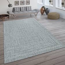 in outdoor teppich flachgewebe mit skandi muster und