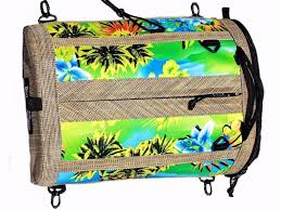 sup mesh deck bag sup deck bags haole green by deckbagz