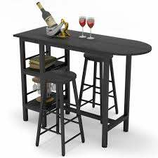 Pub Table Set 3 Piece Bar Stools Dining Kitchen Furniture Counter Height  Chairs Oakley 5piece Solid Wood Counter Height Table Set By Coaster At Dunk Bright Fniture Ferra 7 Piece Pub And Chairs Crown Mark Royal 102888 Lavon Stools East West Pubs5oakc Oak Finish Max Casual Elements Intertional Household Pubs5brnw Derick 5 Buew5mahw Top For Sets Seats Outdoor And Unfinished Dimeions Jinie 3 Pc Pub Setcounter Height 2 Kitchen