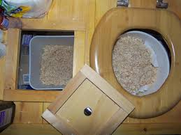 waterless toilets for the home another tiny house story a review of our waterless loo