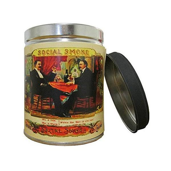 Smoke Eliminator Scented Tin Candle - 13oz