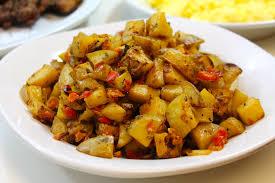 Potato O Brien