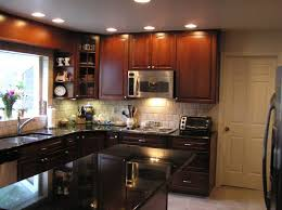 Kitchen Paint Colors With Medium Cherry Cabinets by Kitchen Dark Oak Kitchen Cabinets Kitchen Colors With Oak