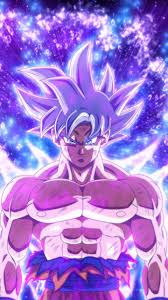 Ultra Instinct Goku Dragon Ball Blue Power 720x1280 Wallpaper