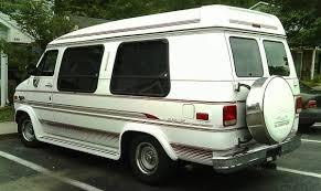 Chevrolet Conversion Van For Sale
