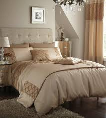 Tan And Gold Bedroom But I Do Not Like The Bed Linen