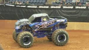 Traxxas Monster Truck Tour JBA Augusta, GA - YouTube