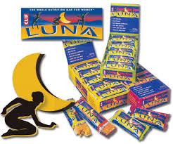 Clif Bars Luna Bar