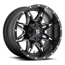 Lethal - D567 - Fuel Off-Road Wheels